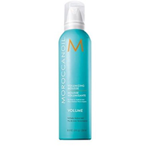 Hair Styling: Moroccanoil Volumizing Mousse