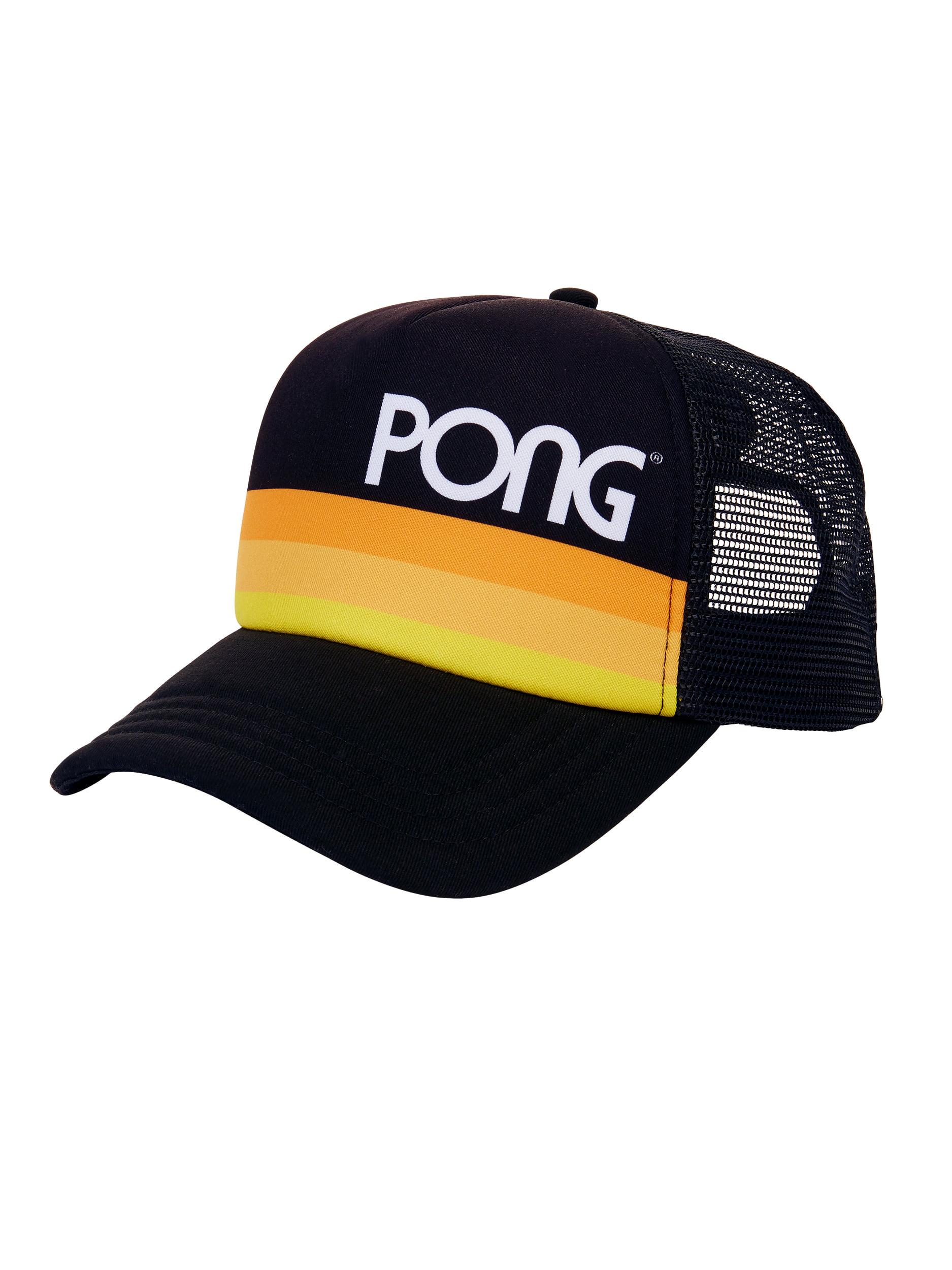 the latest bda16 31704 Atari - Atari Men s Pong Hat - Walmart.com