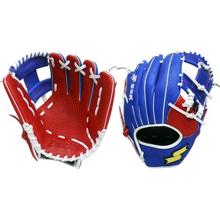 "SSK 11.5"" Highlight Pro Series Javier Baez Baseball Glove, Right Hand Throw"