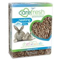 carefresh natural nesting small pet bedding, 60L