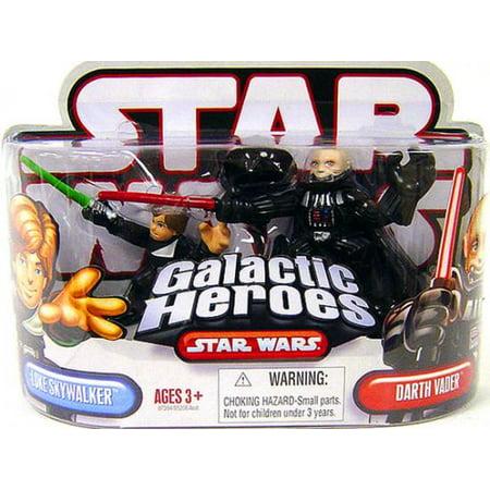 Baby Darth Vader (Luke Skywalker & Darth Vader Unmasked Mini Figure 2-Pack Star)