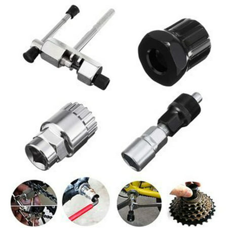 Hope Bottom Bracket (Bicycle Repair Tool Kit Bottom Bracket Remover + Bike Chain Breaker + Crank Extractor + Bottom Crank Bracket Removal Tool )