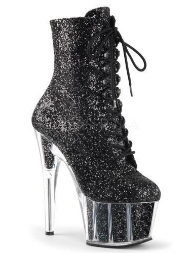ADO1020G/B/M Pleaser Platforms Exotic 6 Dancing Ankle/Mid-Calf Boots Size: 6 Exotic 84134a