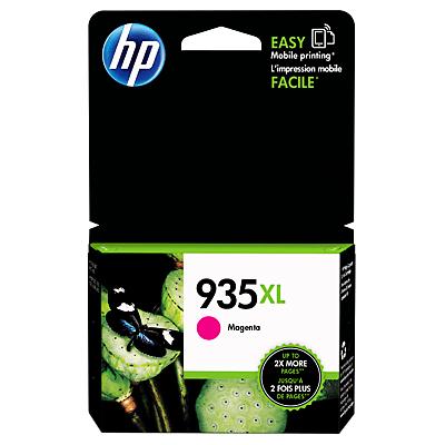 X502 Magenta High Yield (HP 935XL High Yield Magenta Original Ink)