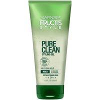 Garnier Fructis Style Pure Clean Styling Gel, 6.8 fl. oz.