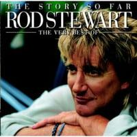 The Story So Far: Very Best Of Rod Stewart (CD)