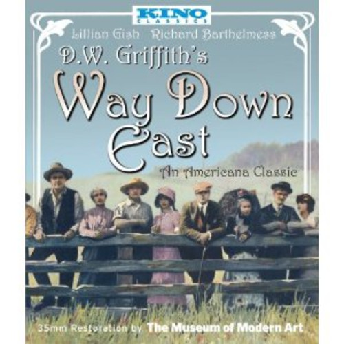 Way Down East (Blu-ray)