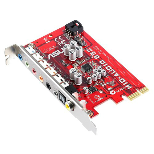 """Asus MIO Audio 892 Sound Card Sound Card"""