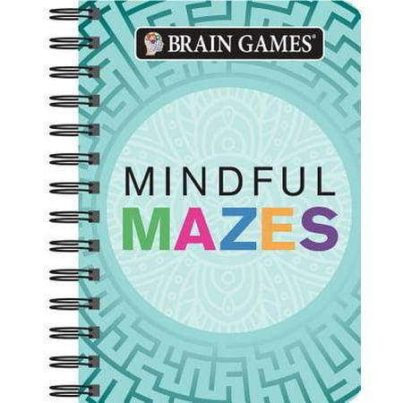 - Mini Brain Games Mindful Mazes
