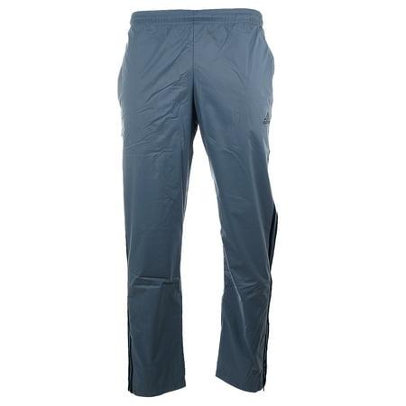 8635e32bc89a Adidas Essentials 3-Stripe Wind Pants - Raw Steel Collegiate Navy - Mens -