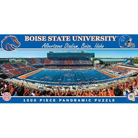 MasterPieces Boise State Broncos 1000PC Panoramic Puzzle