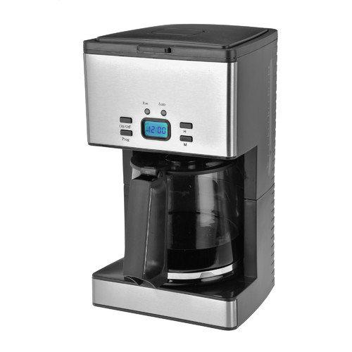 Kalorik Programmable 12 C. Stainless Steel Coffee Maker