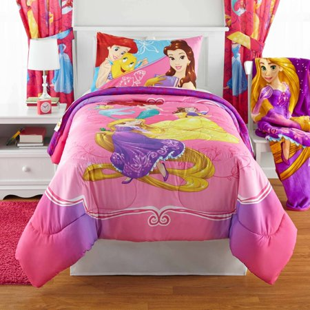 - Disney's Princess Bedazzling Princess Bed in Bag Bedding Set