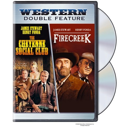 The Cheyenne Social Club / Fire Creek (Widescreen)