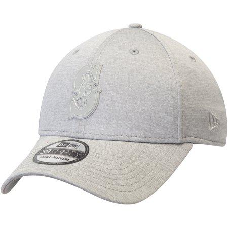 Seattle Mariners New Era Logo Shade 39THIRTY Flex Hat - (The Shade Store Seattle)