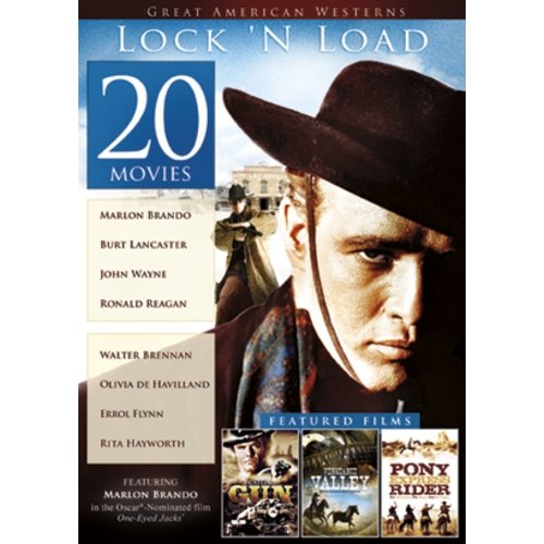 Great American Westerns: Lock 'N Load - 20 Movies
