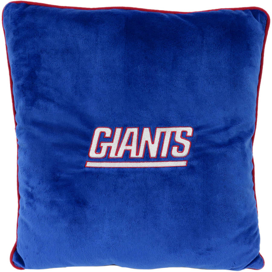 Pets First NFL New York Giants Pet Pillow