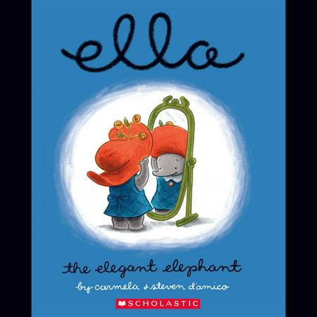 - Ella the Elegant Elephant - Audiobook