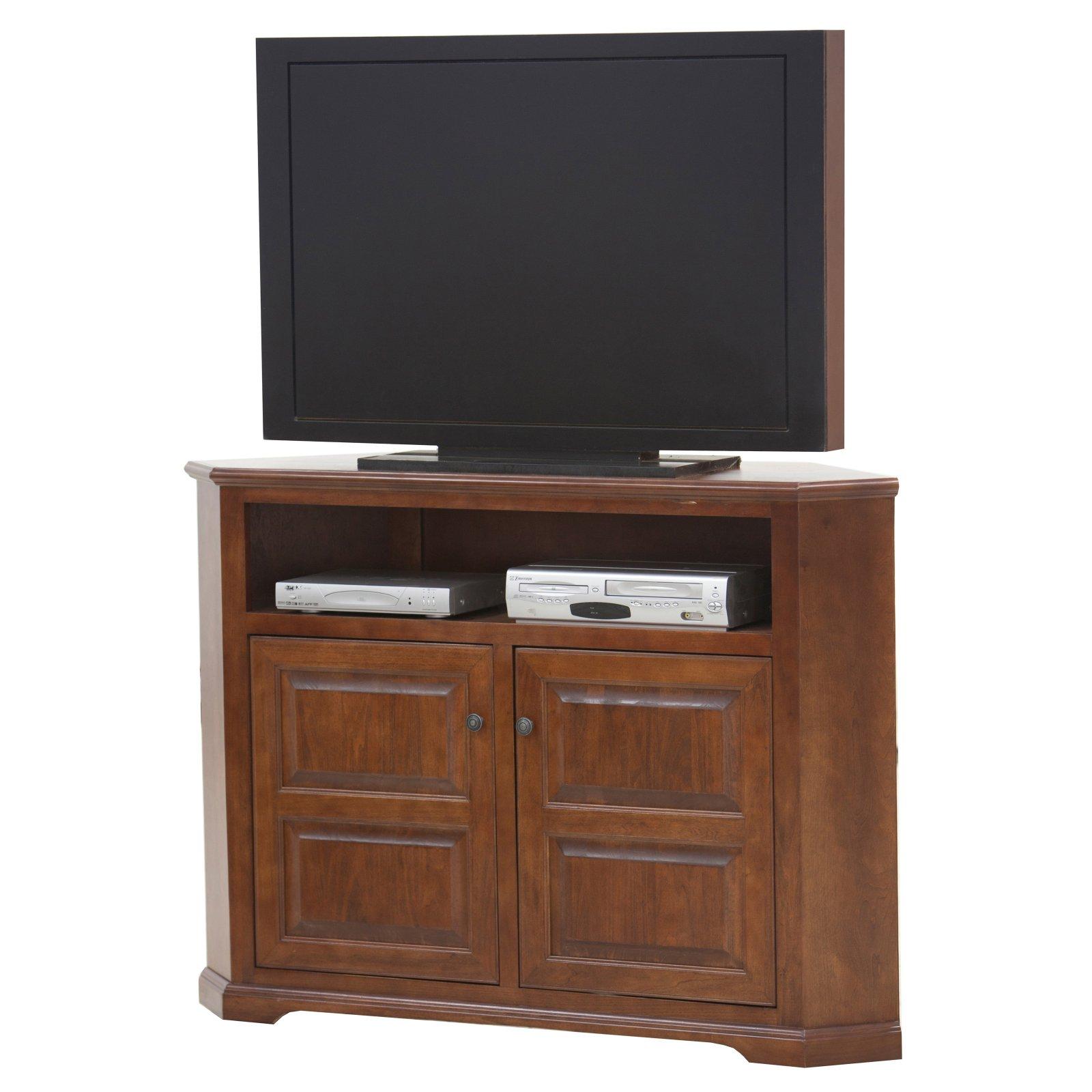 Eagle Furniture Savannah 56 in. Wide Corner TV Stand