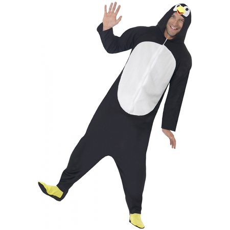 Penguin Adult Costume - Large