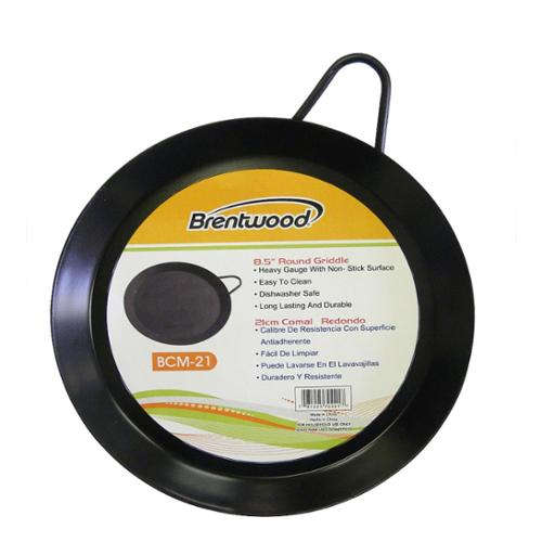 """Brentwood 8.5"""" Round Griddle"""