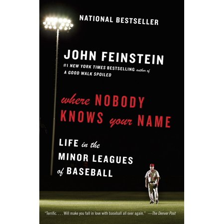 Where Nobody Knows Your Name : Life in the Minor Leagues of