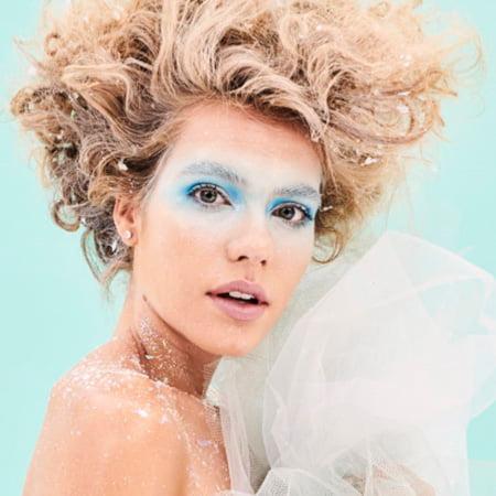 Ice Queen Halloween Makeup Collection
