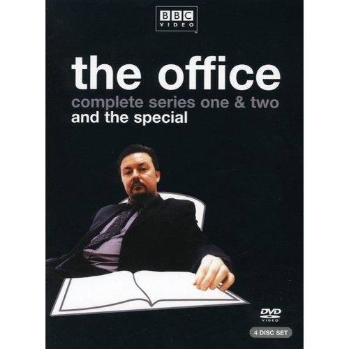 The Office: Complete Series One & Two And The Special (Widescreen)