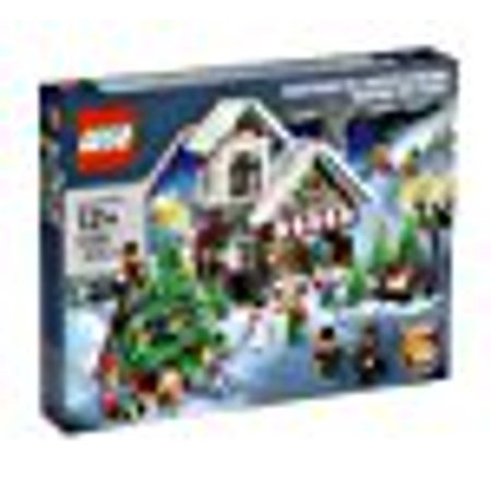 LEGO Christmas Winter Village Winter Toy Shop Exclusive Set - Winter Toys