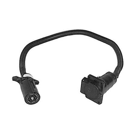 torklift 7 pin wiring pigtail for 28 extension w6028. Black Bedroom Furniture Sets. Home Design Ideas