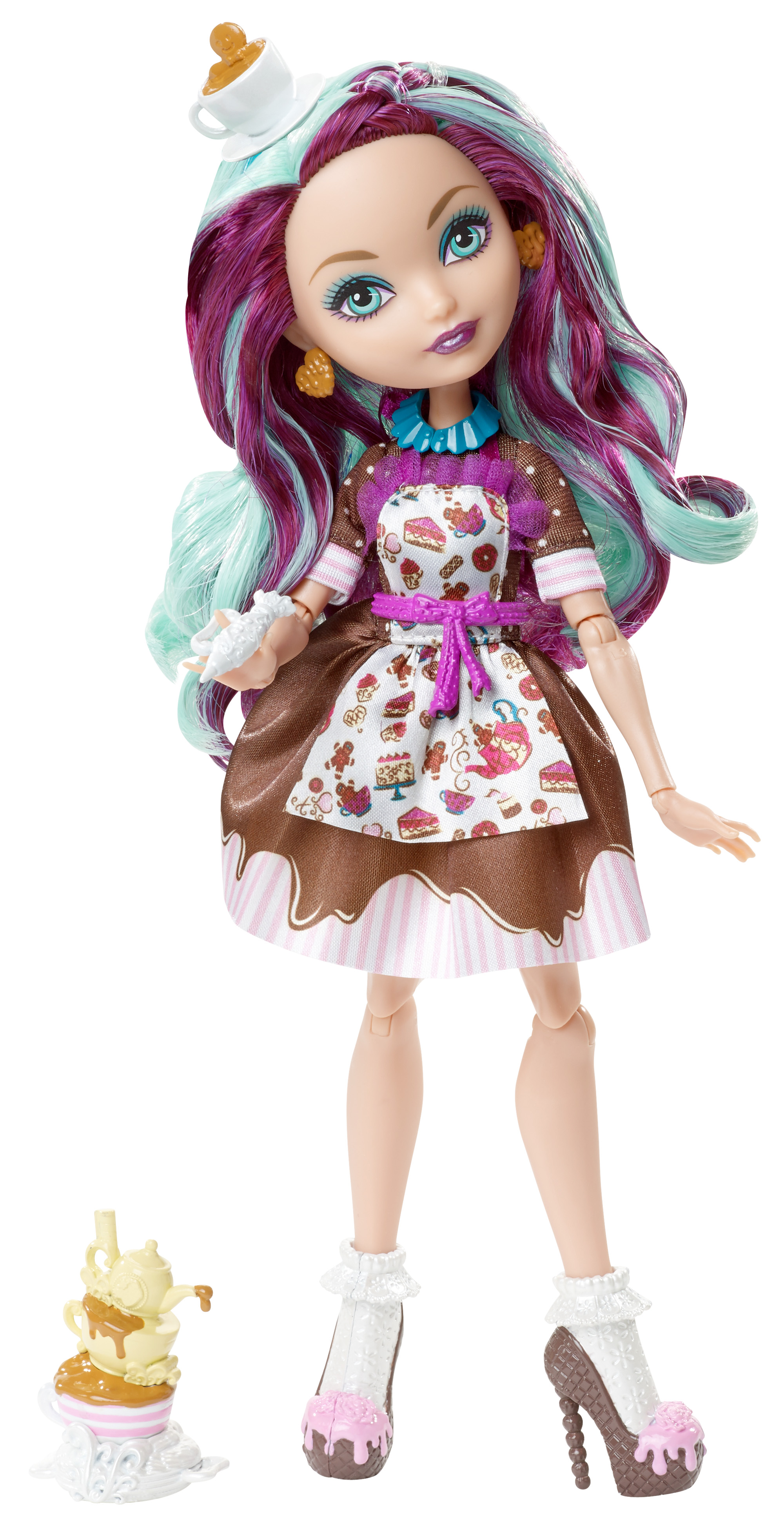 Ever After High Sugar Coated Madeline Hatter by MATTEL INC.