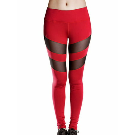 CROSS1946 Activewear Hot Sale Yoga Pants Sport Pants Workout Leggings Sexy High Waist Trousers Sexy Leather Hot Pants