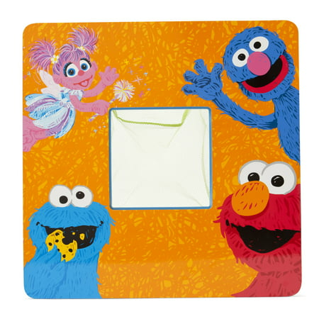 Sesame Street Wood Kids Storage Table and Chairs Set by Delta Children