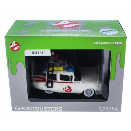 "Ghostbusters Ecto 1 4.5"" Vinyl Figure"