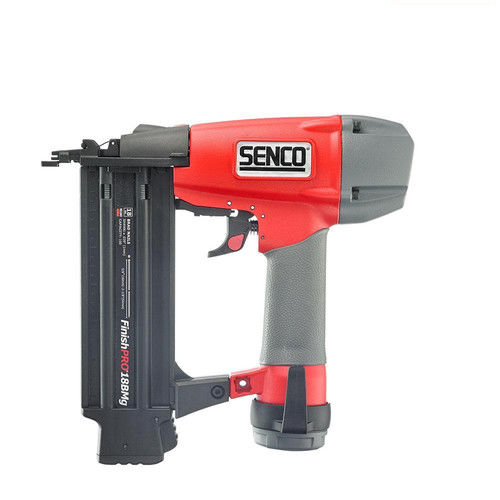 Factory-Reconditioned SENCO 9B0001R FinishPro 18BMG Magnesium 18-Gauge 2-1/8 in. Oil-Free Brad Nailer (Refurbished)