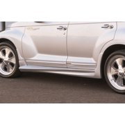 Xenon 10022 Side Skirt Fits 01-10 PT Cruiser