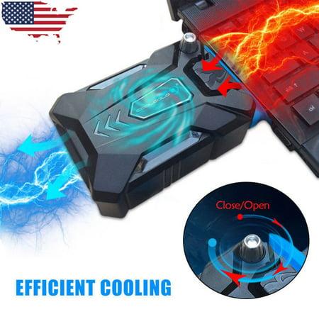 Topchances Mini Cooler Fan Vacuum Air Extracting 5v Usb