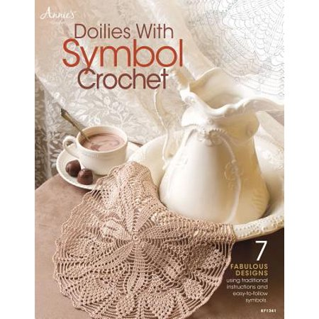 - Doilies With Symbol Crochet