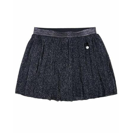 Le Chic Girl's Glitter Skirt, Sizes 3-12 - 128/8 - image 2 of 2