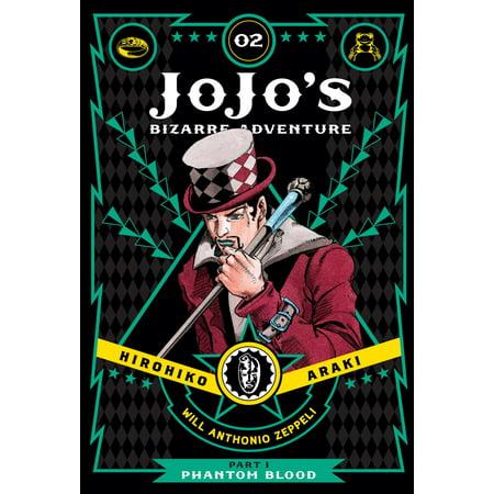 JoJo's Bizarre Adventure: Part 1--Phantom Blood, Vol.