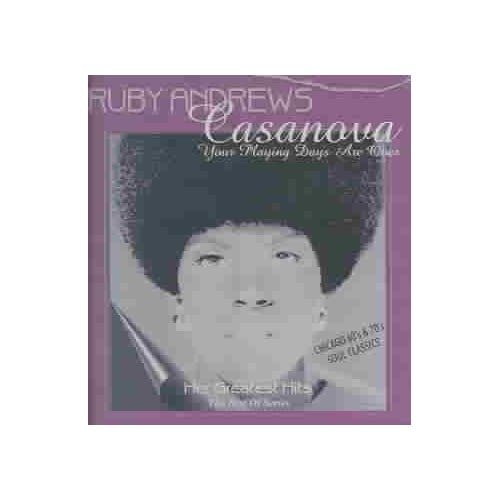 Rudy Andrews - Casanova [CD]