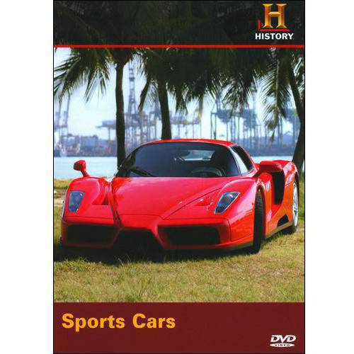 Automoblies: Sports Cars by ARTS AND ENTERTAINMENT NETWORK