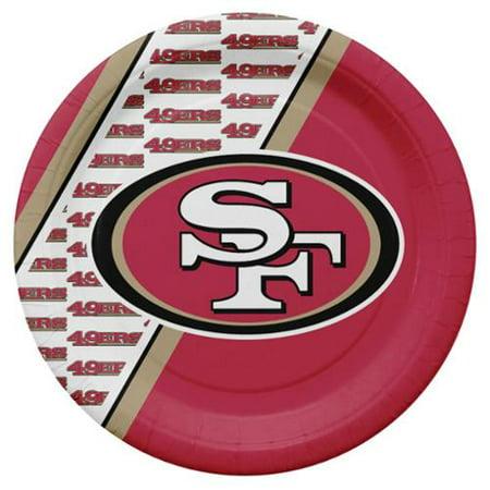 San Francisco 49ers Disposable Paper - 49ers Party