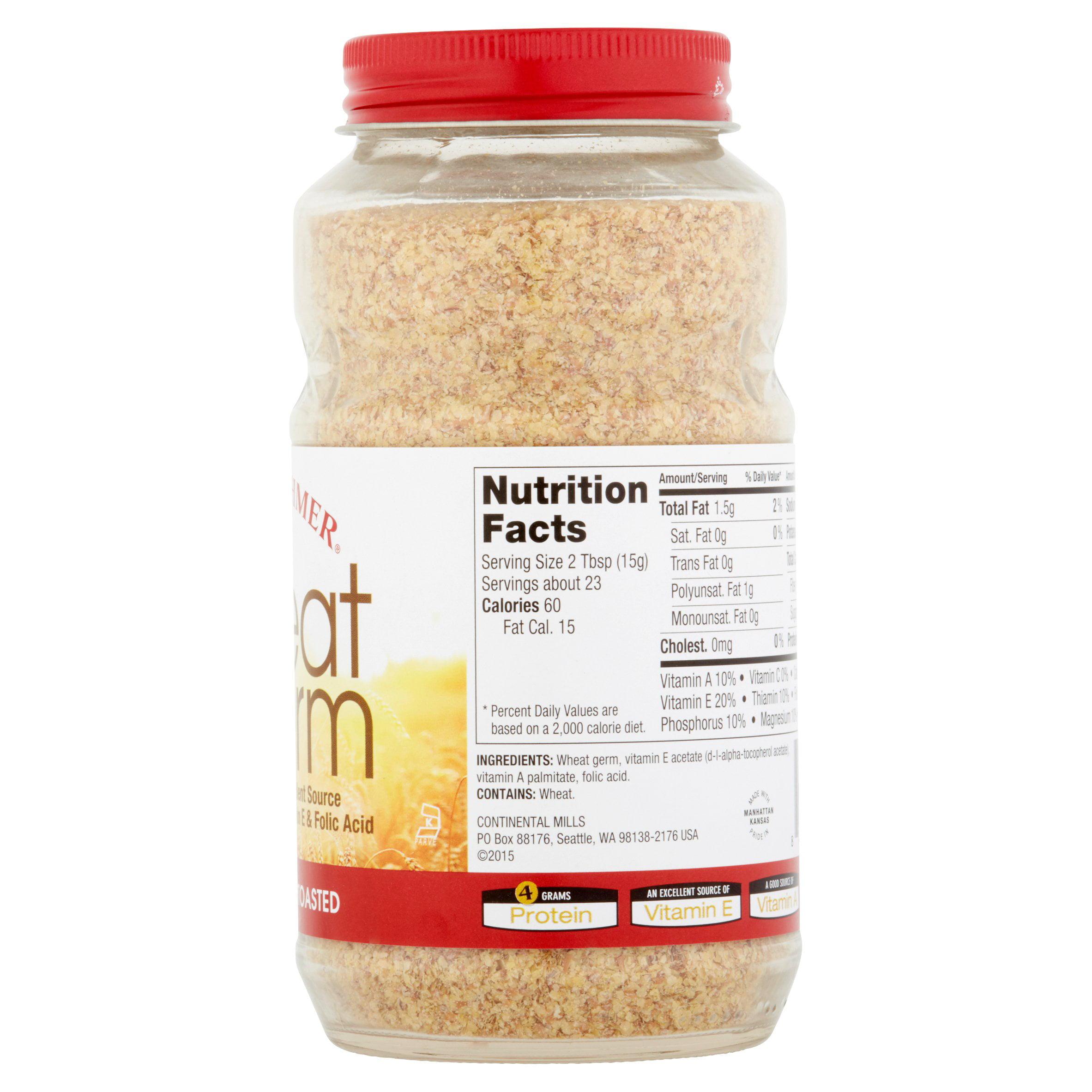 Kretschmer Original Toasted Wheat Germ, 12 oz - Walmart com