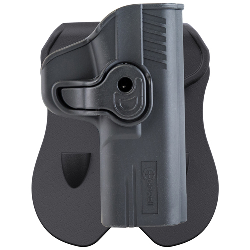 Caldwell Tac Ops Holster Glock 17, 22, and 31, Right Hand, Black by Supplier Generic