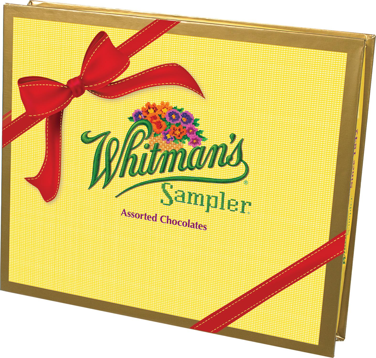 Whitman's Assorted Sampler Box, 10oz