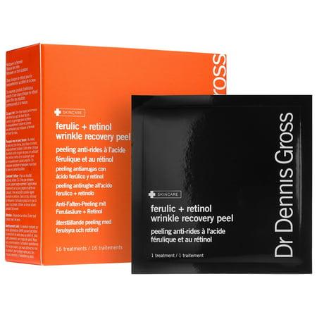 Dr. Dennis Gross Ferulic and Retinol Wrinkle Recovery Peel 16 - Retinol Recovery