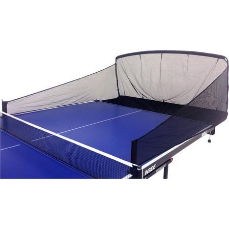 iPong Carbon Fiber Table Tennis Ball Catch Net, Black (Table Tennis Ball Catch Net)