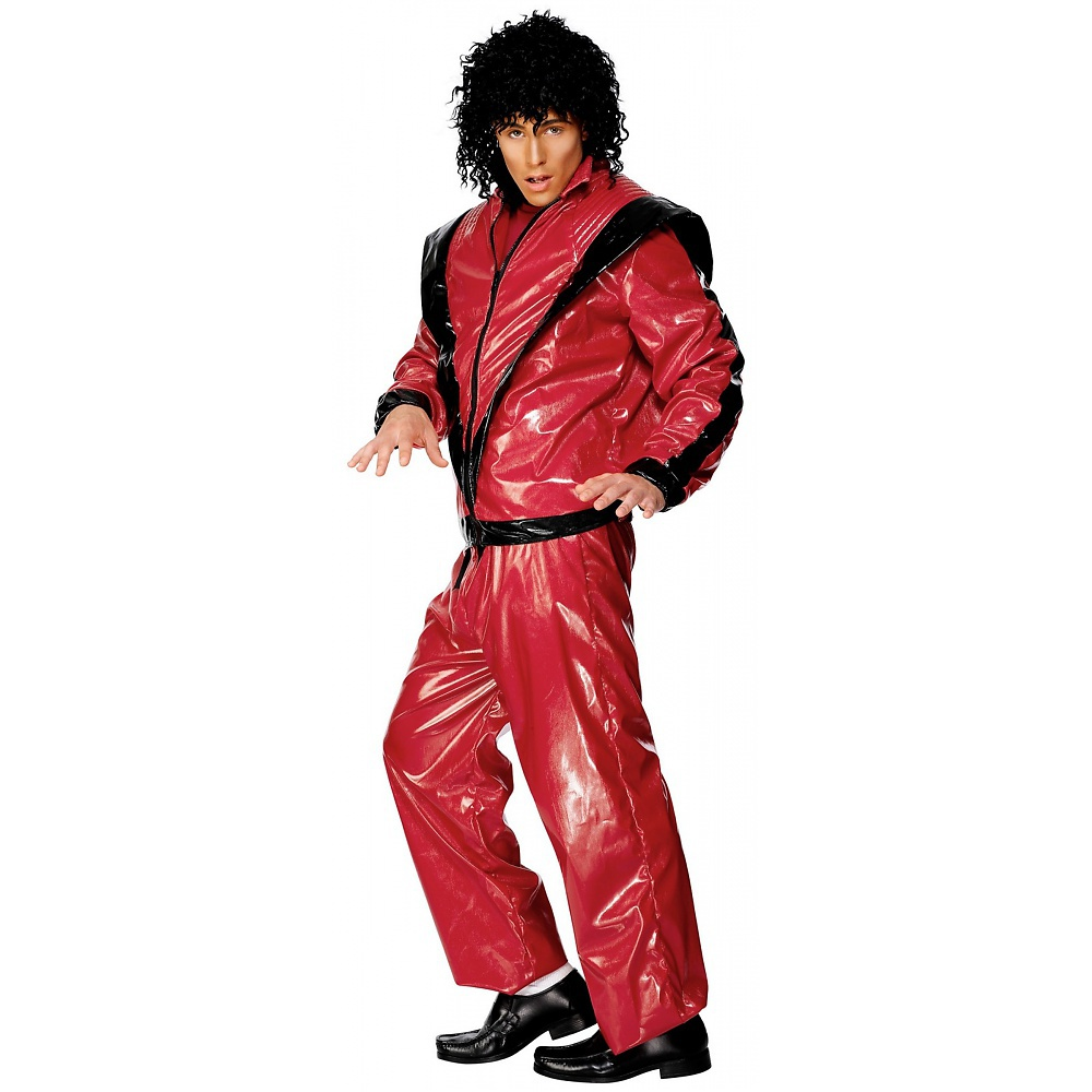 Michael Jackson Thriller Adult Deluxe Costume Large