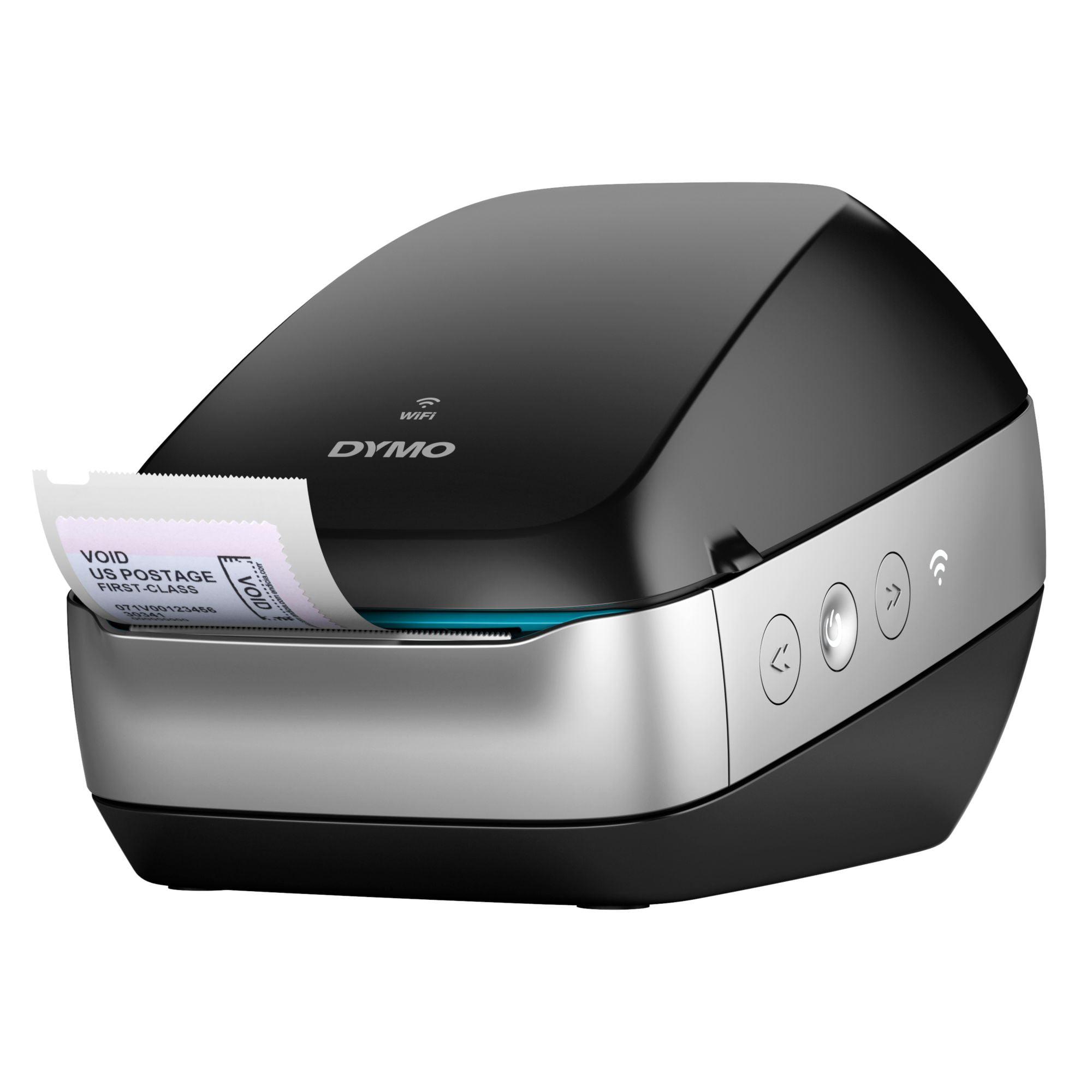 DYMO LabelWriter Wireless Label Printer, Black